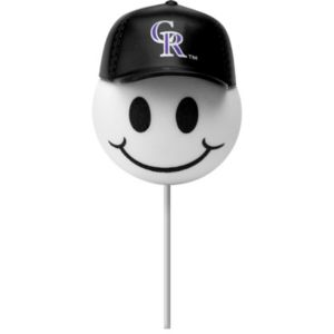 Colorado Rockies Antenna Topper