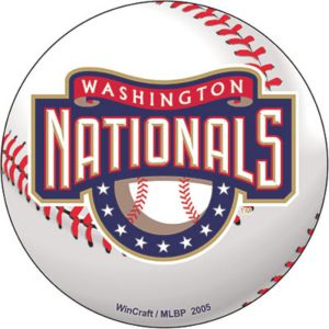Washington Nationals Magnet