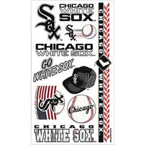 Chicago White Sox Tattoos 10ct