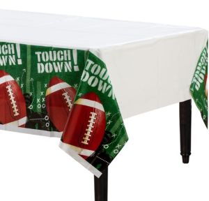 Football Frenzy Table Covers 3ct