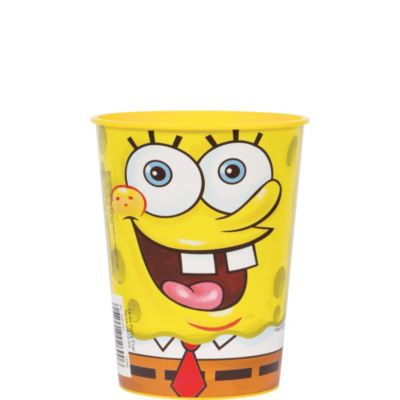 SpongeBob Favor Cup