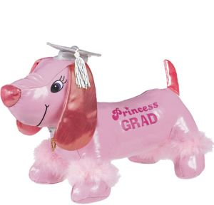 Graduation Autograph Princess Dog