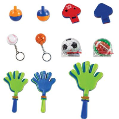 Play Ball Sports Party Favors 100ct
