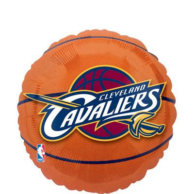 Cleveland Cavaliers Balloon - Basketball