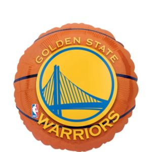 Golden State Warriors Balloon - Basketball