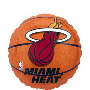 Miami Heat Balloon - Basketball