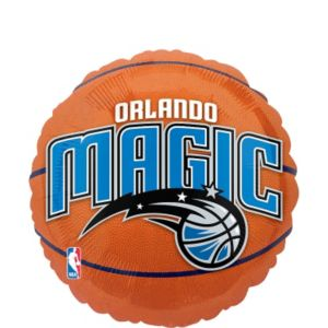 Orlando Magic Balloon - Basketball