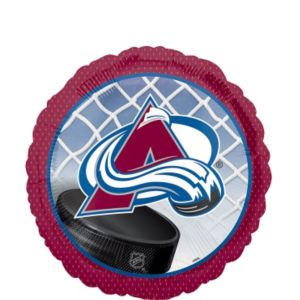 Colorado Avalanche Balloon