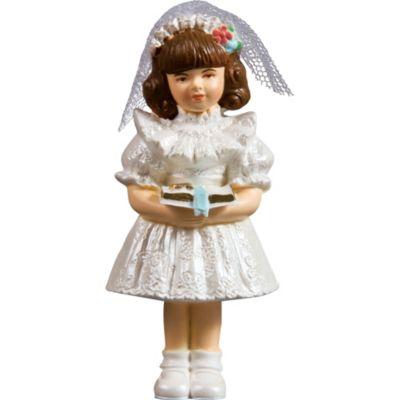 Girl's Communion Cake Topper
