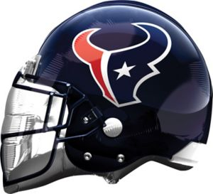Houston Texans Balloon - Helmet
