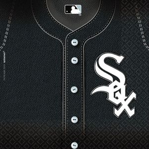 Chicago White Sox Lunch Napkins 36ct