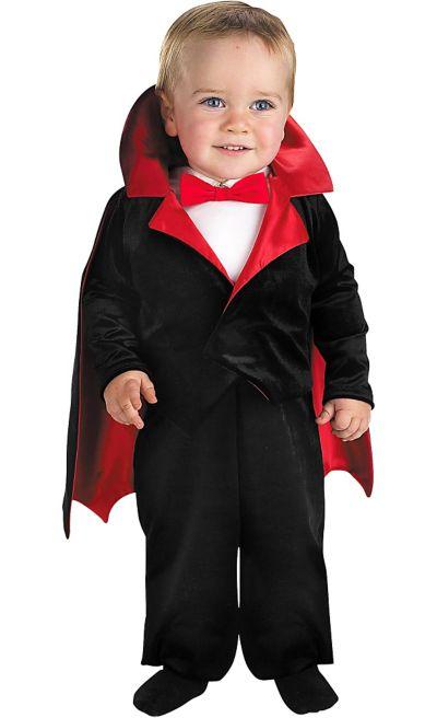 Baby Lil' Vampire Costume