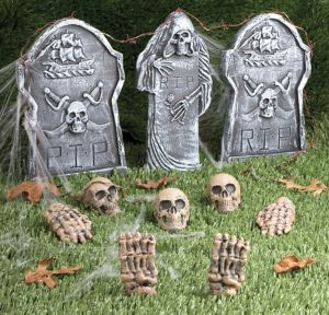 Cemetery Kit 12pc
