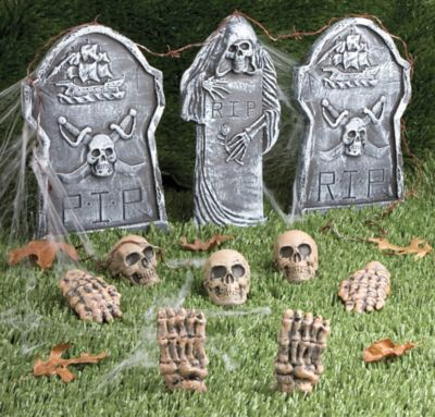 Cemetery Kit 12pc