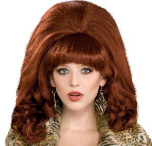 Big Red Auburn Wig