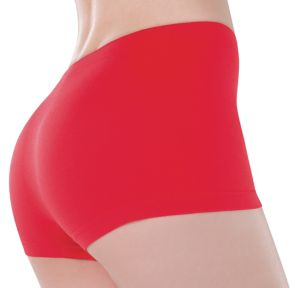 Adult Red Boyshorts