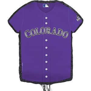 Pull String Colorado Rockies Pinata