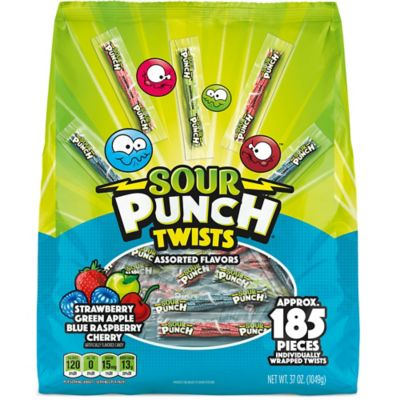 Sour Punch Twists 225ct