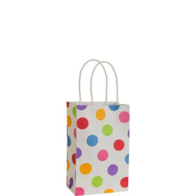 Colorful Dot Mini Gift Bag