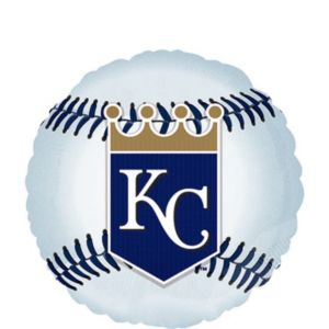 Kansas City Royals Balloon - Baseball
