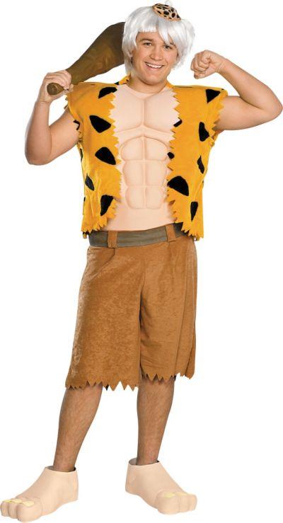 Teen Boys Bam Bam Costume - The Flintstones
