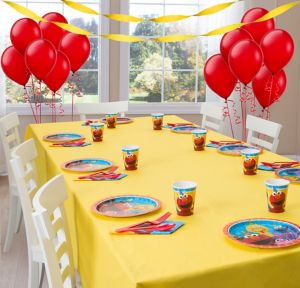 Sesame Street Basic Party Kit for 8 Guests