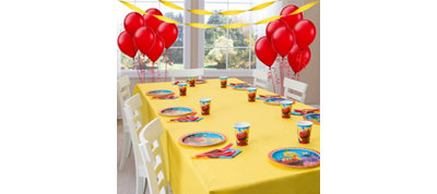 Sesame Street Party Supplies Basic Party Kit