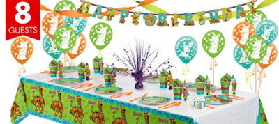 Scooby Doo Party Supplies Super Party Kit
