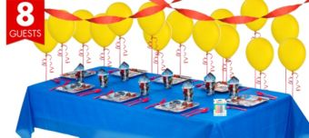 Transformers Basic Party Kit for 8 Guests