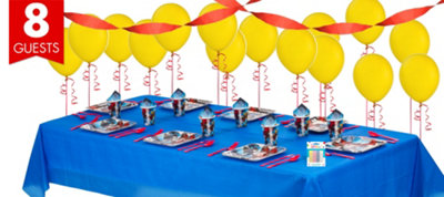 Transformers Party Supplies Basic Party Kit