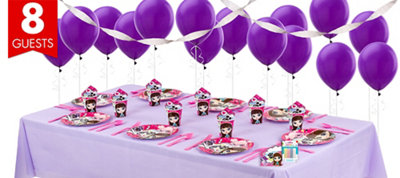 Littlest Pet Shop Basic Party Kit for 8 Guests