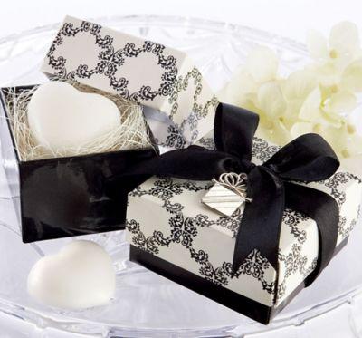 Sweet Heart-Shaped Soaps