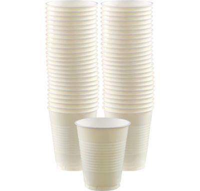 BOGO Vanilla Plastic Cups 16oz 50ct