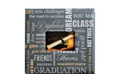 Graduation Scrapbook