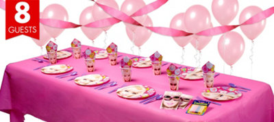 Barbie Party Supplies Basic Party Kit