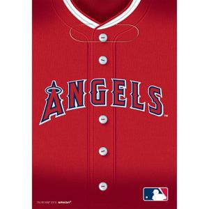 Los Angeles Angels Favor Bags 8ct