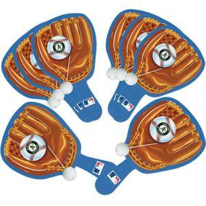 Oakland Athletics Paddle Balls 8ct