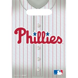 Philadelphia Phillies Favor Bags 8ct