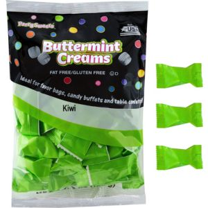Kiwi Green Pillow Mints 50ct