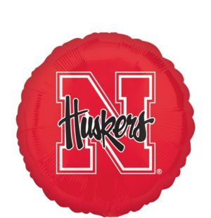 Nebraska Cornhuskers Balloon