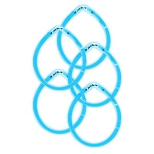 Blue Glow Bracelets 5ct