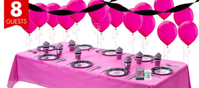 Sparkle Sweet 16 Party Basic Party Kit