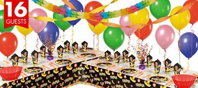 Fiesta Fun Deluxe Party Kit