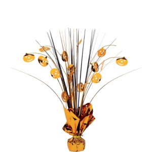 Pumpkin Spray Centerpiece