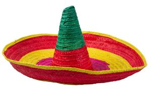 Multicolor Sombrero