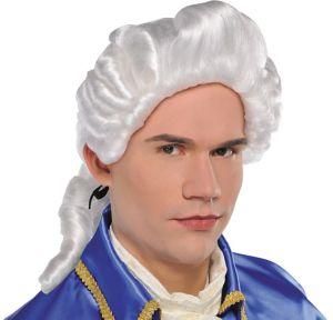 Men's Colonial Wig