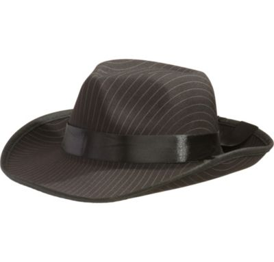 Pinstripe Gangster Hat