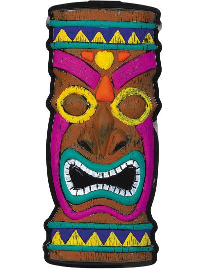 Tiki Idol Decoration