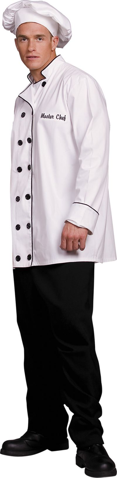 Adult Master Chef Costume