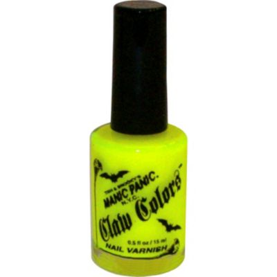 Manic Panic Electric Banana Nail Polish